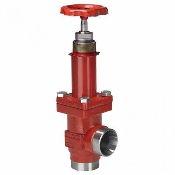 Danfoss Shut-off valves 148B4639 STC 100 A STR SHUT-OFF VALVE HANDWHEEL #2 image